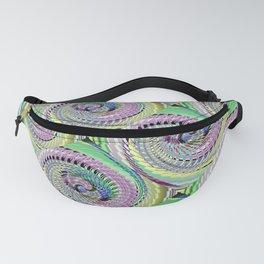 Colorful Decorative Buns #3 Fanny Pack