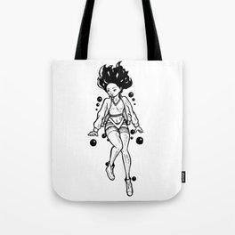 Solar Sailor Tote Bag