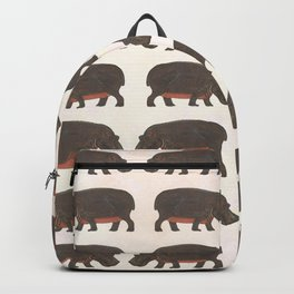 Hippo,hippo Backpack