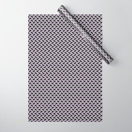 Gridded Wrapping Paper