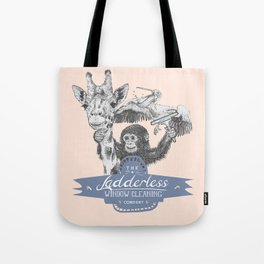 The Ladderless Window Cleaning Company Tote Bag