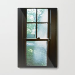 Window 2 Metal Print