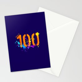 Keep It 100 Stationery Cards