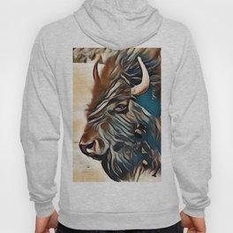 Bison beauty Hoody