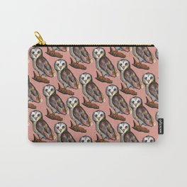owns pattern Carry-All Pouch