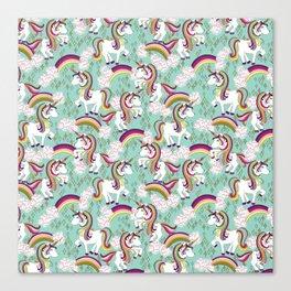 Rainbow Bright Canvas Print