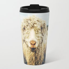 Curly I Travel Mug
