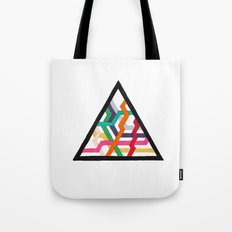 Lonely Triangle Tote Bag