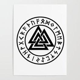 Amulet mystical Poster