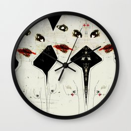 « nos liens » Wall Clock