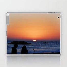 Sunset Over Laguna Beach Laptop & iPad Skin