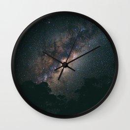 Milky Way III Wall Clock