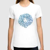 hair T-shirts featuring Hair by Lauren Draghetti
