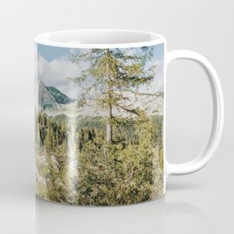 Afternoon in the mountains Coffee Mug
