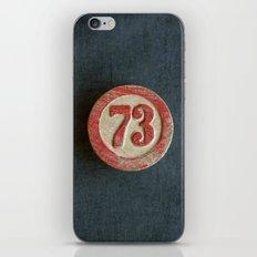 Seventy Three iPhone & iPod Skin