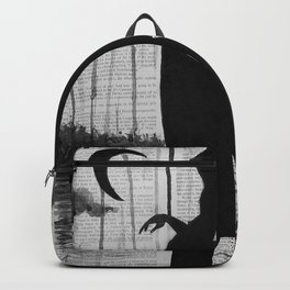 Meeting two hearts Backpack
