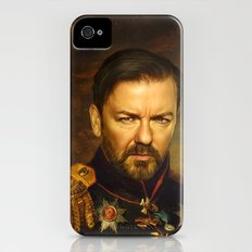 Ricky Gervais - replaceface iPhone (4, 4s) Slim Case