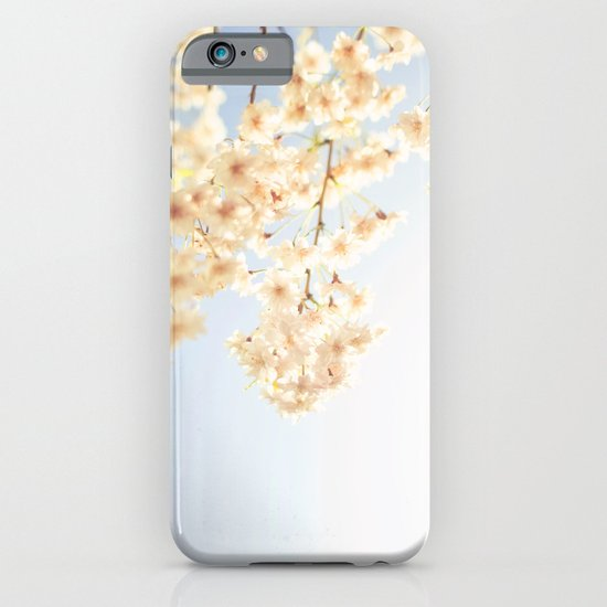Cascading Blooms iPhone & iPod Case