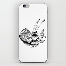 Triceratops iPhone Skin