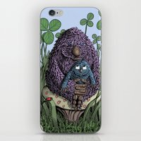 mom iPhone & iPod Skins featuring Mom by David Comito