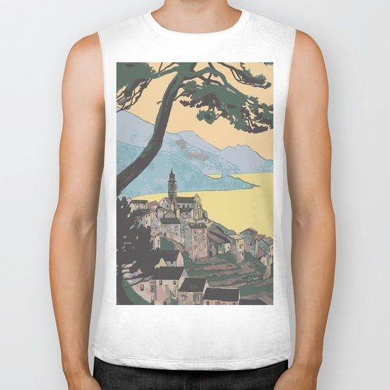 My Nature Collection No. 65 Biker Tank