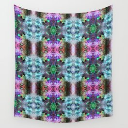 Neurotransmitted Daydreams (Pattern 2) Wall Tapestry