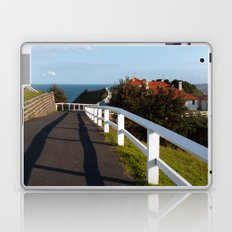 Walkway to Byron Bay, Australia Laptop & iPad Skin