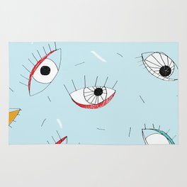All Eyes On You Rug
