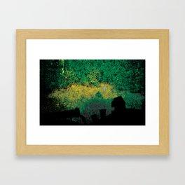 Discord Framed Art Print