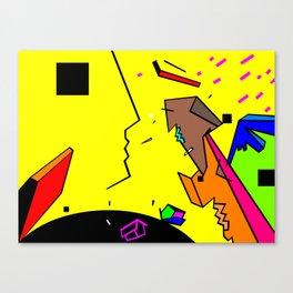 olhai-vos tus por nós (dia) 05122013-1921-dia Canvas Print