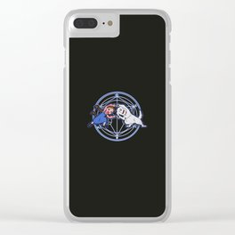 Fullmetal Alchemist Fusion Clear iPhone Case