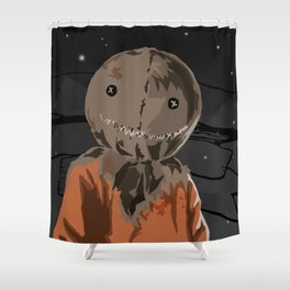 Always Check Your Candy...  Shower Curtain