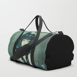 Oracle of the sodden raven Duffle Bag