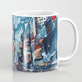 new york city-times square urban art Coffee Mug