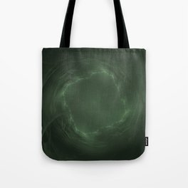 Emerald Eye Tote Bag