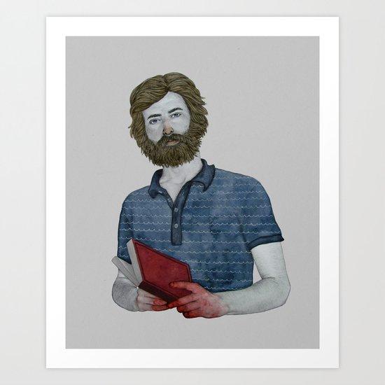 Icaro Art Print