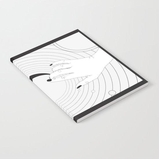 Moon Alternate Notebook