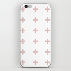 +++ (Pink) iPhone & iPod Skin