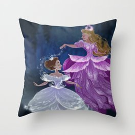 It's possible Throw Pillow