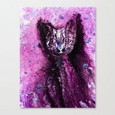 Meow Cat  Canvas Print