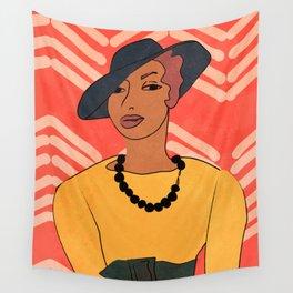 Zora Neale Hurston Wall Tapestry