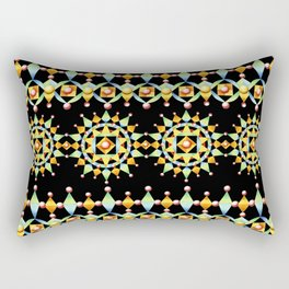 Bijoux Sunburst Stripe Rectangular Pillow