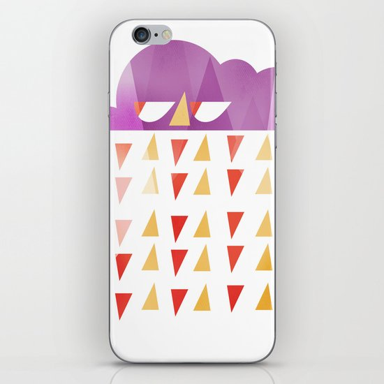 Lightning Storm iPhone & iPod Skin