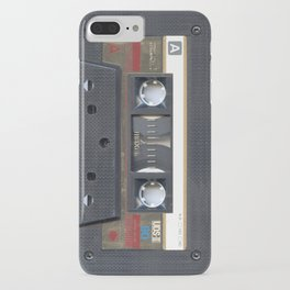 Cassette Gold iPhone Case