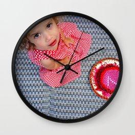 Happy B'day Wall Clock