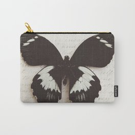 Papilio Aegus Butterfly Carry-All Pouch