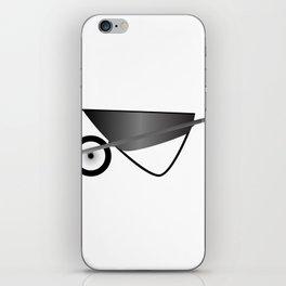 Wheelbarrow iPhone Skin