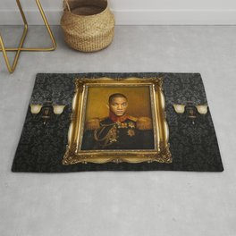 Will Smith - replaceface Rug