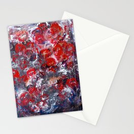 Transition of love Stationery Cards