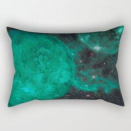 Cerulean the Wandering Star Rectangular Pillow